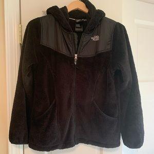 North Face Fleece Jacket black